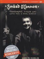 Sinead O'Connor Live in Dublin książka + koncert