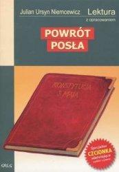 Powrót posła Lektura Wydanie z opracowaniem Julian Ursyn Niemcewicz