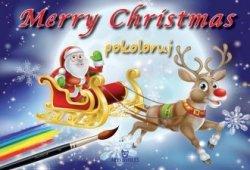 Merry Christmas - pokoloruj