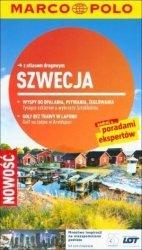 Szwecja Przewodnik z atlasem drogowym Bruno Kaufmann