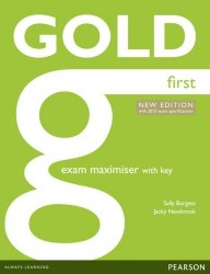 New Gold First NE 2015 Exam Maximiser (with key)