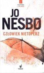 Człowiek nietoperz Kryminał z klasą nr 3 Jo Nesbø