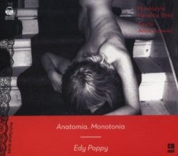 Anatomia Monotonia (CD mp3) Edy Poppy