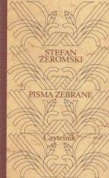 Listy 1919 – 1925 Pisma Zebrane Tom 39 Stefan Żeromski