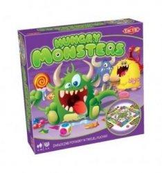 Hungry Monsters Żarłoczne potwory w twojej kuchni Gra planszowa