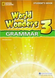 World Wonders Grammar 3 Student's Book Alexandra Green