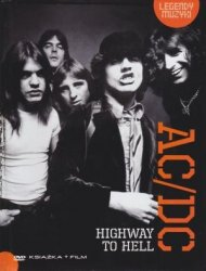 AC/DC Highway to Hell książka + film