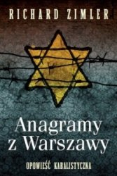 Anagramy z Warszawy Richard Zimler