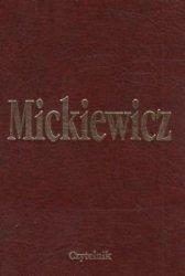 Literatura słowiańska Kurs trzeci Dzieła Tom X Adam Mickiewicz