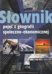 Słownik pojęć z geografii spoleczno-ekonomicznej Anna Runge, Jerzy Runge