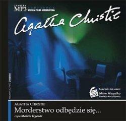 Morderstwo odbędzie się(CD mp3 audiobook) Agata Christie