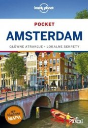 Amsterdam pocket Lonely Planet