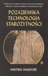 Pozaziemska technologia starożytności Hartwig Hausdorf