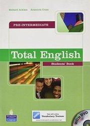 Total English Pre-Intermediate Student's Book Richard Acklam, Araminta Crace