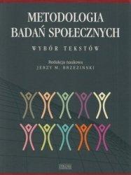 Metodologia badań społecznych Jerzy Brzeziński