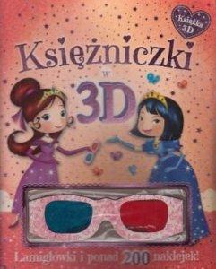 Księżniczki w 3D