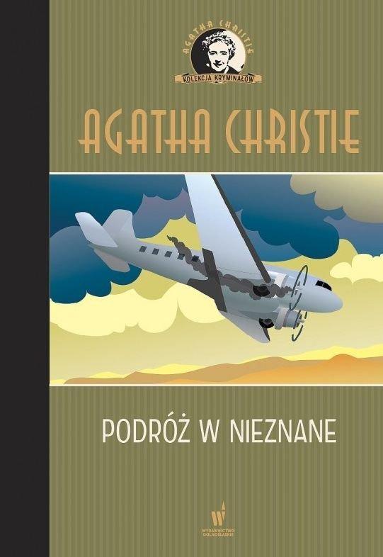 Podróż w nieznane Kolekcja kryminałów nr 46 Agatha Christie