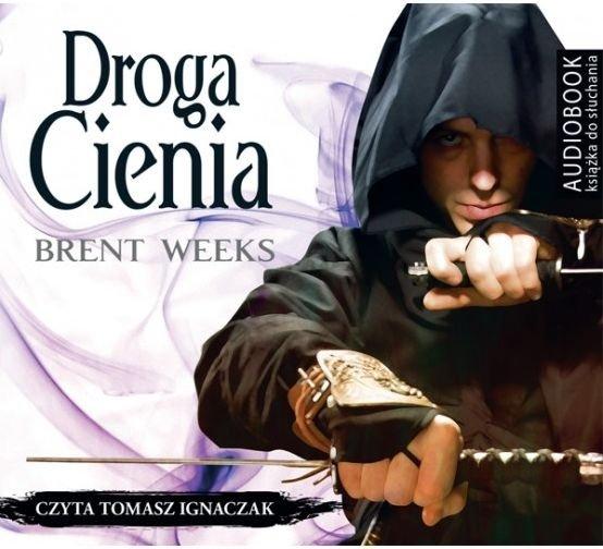Droga Cienia Nocny Anioł T.1 Brent Weeks Audiobook mp3 CD