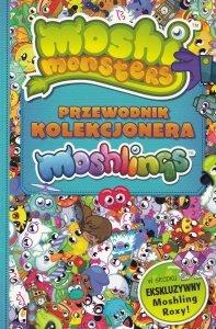 Moshi Monster Przewodnik kolekcjonara Moshlingów Steve Cleverley
