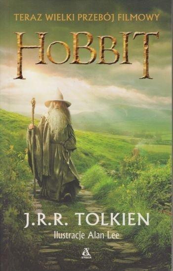 Hobbit albo tam i z powrotem J.R.R. Tolkien 9788324144006