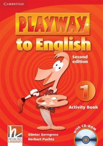 Playway to English 1 Activity Book (+ CD) Günter Gerngross, Herbert Puchta