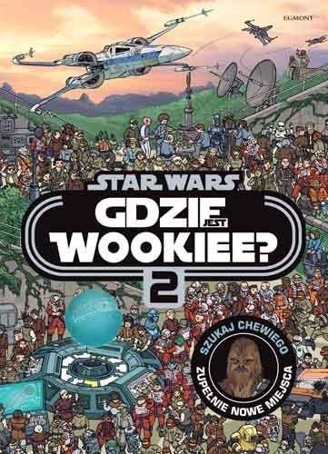 Szukaj i znajdź Star Wars Gdzie jest Wookiee? Tom 2 Katrina Pallant