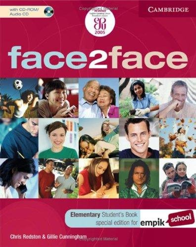 face2face Elementary Student's Book EMPIK Polish Edition