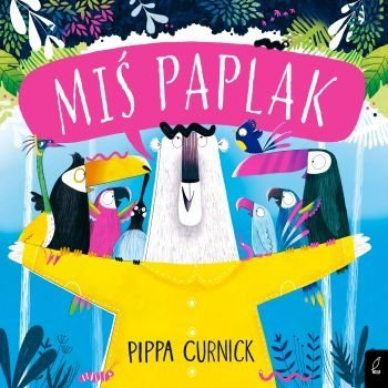 Miś Paplak Pippa Curnick