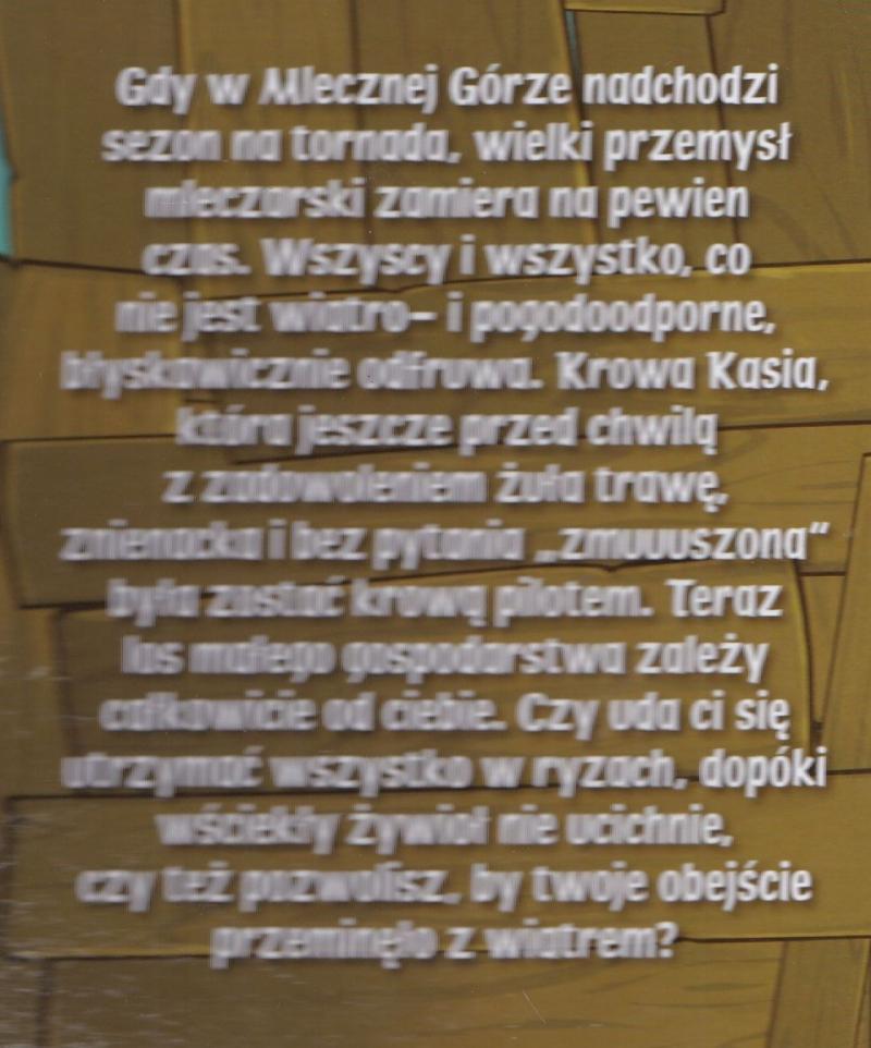 Tornado Ellie Gra planszowa