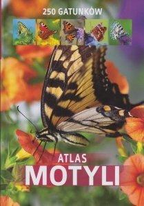 Atlas motyli 250 gatunków Kamila Twardowska Jacek Twardowski