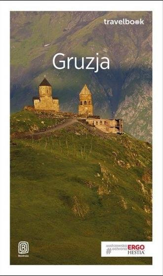 Gruzja Travelbook Krzysztof Kamiński