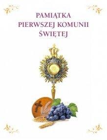 Pamiątka I Komunii Świętej Album komunijny