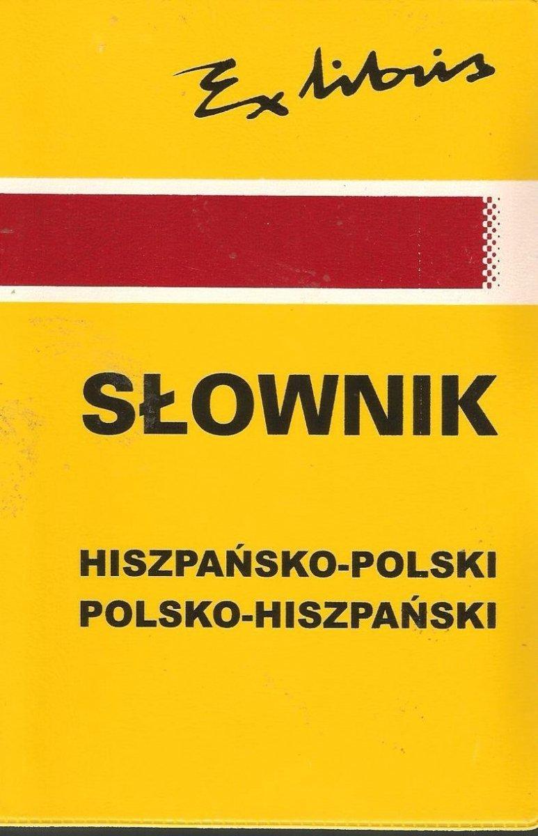 Słownik hiszpańsko-polski polsko-hiszpański Teresa Papis