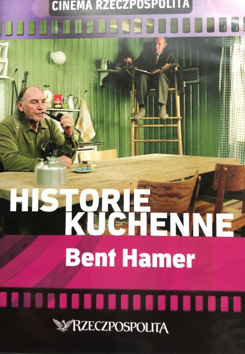 Historie kuchenne Film DVD