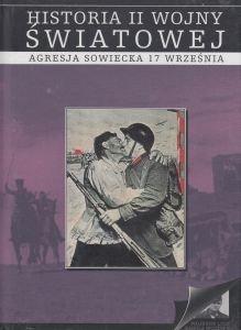 Agresja sowiecka 17 września Historia II Wojny Światowej Tom 2