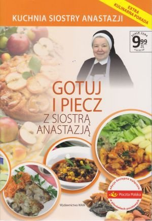 Gotuj i piecz z siostrą Anastazją