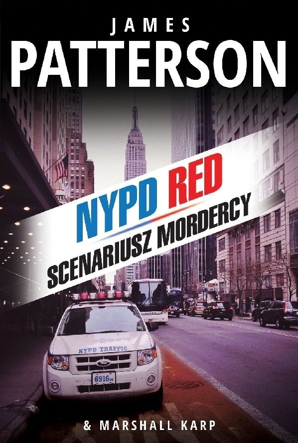 Scenariusz mordercy NYPD Red Tom 1 James Patterson