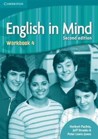 English in Mind 4 Workbook Herbert Puchta, Jeff Stranks, Peter Lewis-Jones