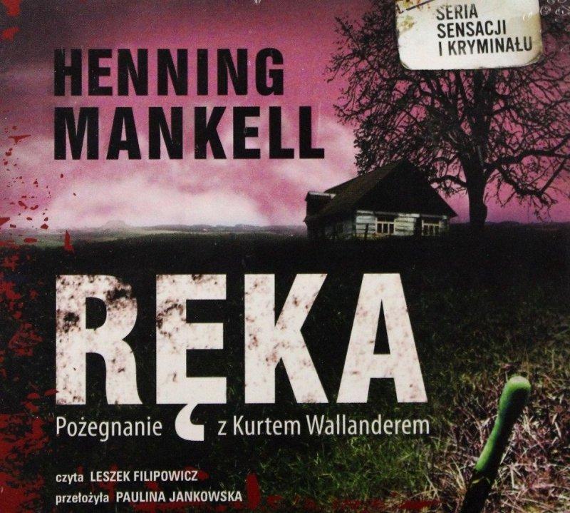 Ręka Henning Mankell Audiobook mp3