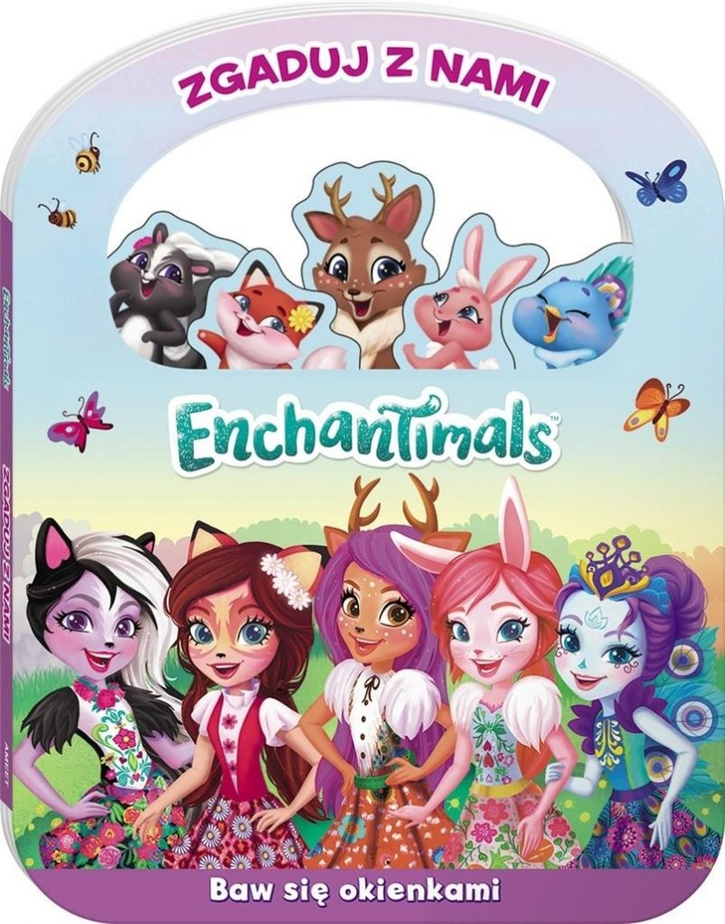 Enchantimals Zgaduj z nami