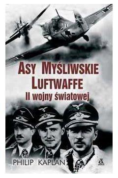 Asy myśliwskie Luftwaffe Philips Kaplan