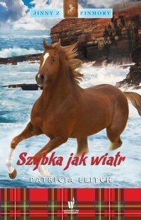 Szybka jak wiatr Jinny z Finmory 8 Patricia Leitch