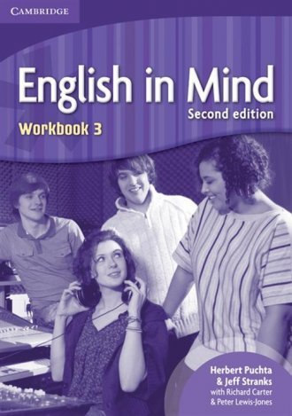 English in Mind 3 Workbook Herbert Puchta Jeff Stranks