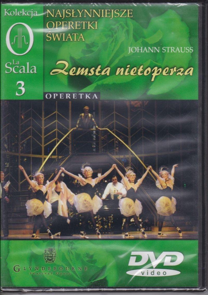 Najsłynniejsze operetki świata Zemsta nietoperza cz.3 Johann Strauss