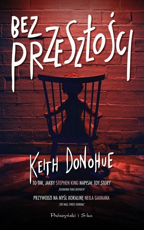 Bez przeszłości Keith Donohue