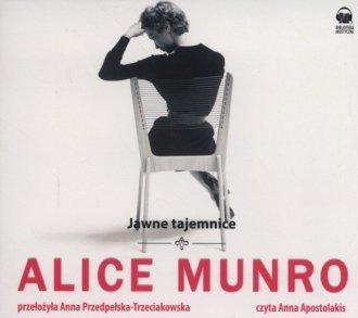 Jawne tajemnice (CD mp3) Alice Munro