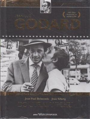 Jean-Luc Godard biografia + film Do utraty tchu