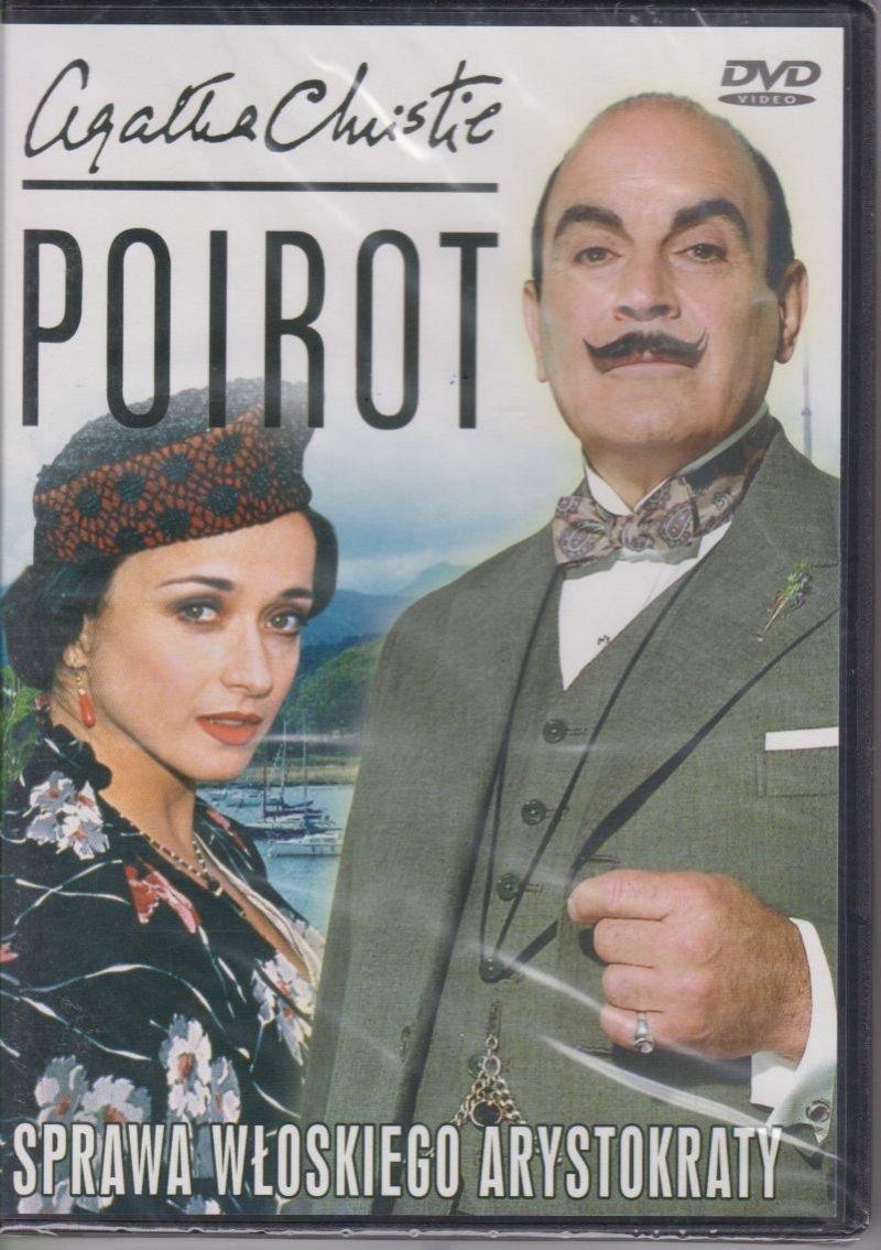 Poirot Agatha Christie cz. 28 Sprawa włoskiego arystokraty DVD
