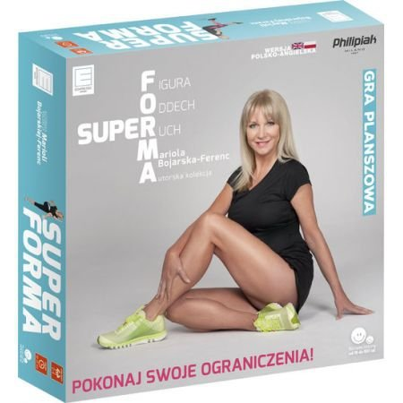 Super forma Gra planszowa