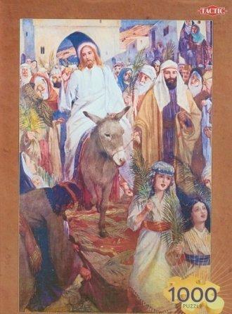 Wjazd Jezusa do Jerozolimy (puzzle - 1000 elem.)